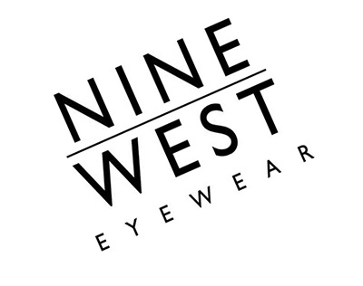 nine west angle designer frames optometrist local